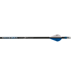 Carbon Express Maxima Blue Streak Shaft